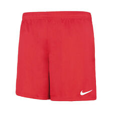 NIKE PARK KNIT SHORT NB KINDER KURZE HOSE KIDS RED WHITE 448263-657 SHORTS