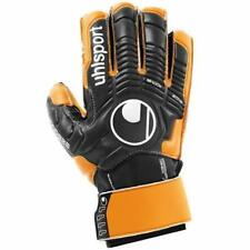 UHLSPORT Torwarthandschuh Ergonomic Soft SF+ Junior schwarz/orange