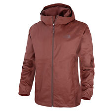 THE NORTH FACE HOMBRE QUEST CHAQUETA CON CAPUCHA DE SHELL ROJO T0A8AZBDQ