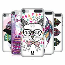 HEAD CASE DESIGNS AZTEC ILLUSTRATIONS HARD BACK CASE FOR APPLE iPOD TOUCH MP3