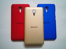 For Meizu M2 Note Imported Matte Hard Back Shell Cover Case