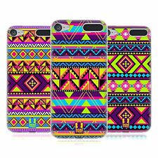 HEAD CASE DESIGNS NEON AZTEC SOFT GEL CASE FOR APPLE iPOD TOUCH MP3