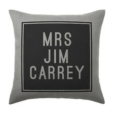 Jim Carrey Cushion Pillow Cover Case - Gift