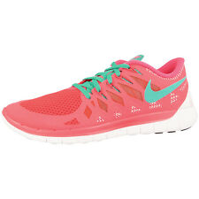 NIKE FREE 5.0 WOMEN'S SHOES RUNNING SHOES PUNCH JADE 642199-600 RUN 5.0+ 4.0