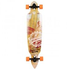 Longboard SLICK STINGER Pintail DROP-THROUGH 106 cm DOWNHILL FREERIDE COMPLETO