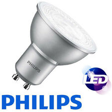 Philips Regulable SMD LED 4.3w GU10 lamparas LUZ DEL PUNTO día genial