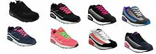 New Ladies Running Trainers Womens Shock Absorbing Fitness Gym Sports Shoes 3-8