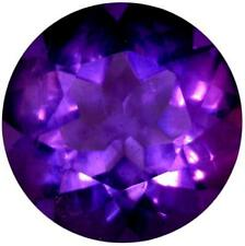 Natural Fine Deep Russian Purple Amethyst - Round - Russia - Top Grade