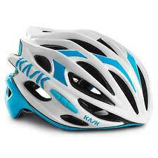 KASK Mojito 16 Road Cycling Helmet - White/Blue (2016)