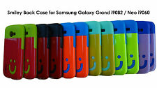 Smiley Back Cover Case For Samsung Galaxy Grand i9082 / Neo i9060 -Smiley Back