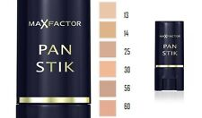 Max Factor Pan Stik Foundation - 9 To Choose From - Free 1st Class Delivery