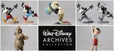 Walt Disney Archives Collection - Limited Edition Maquette Figurines