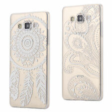 SLIM CLEAR CUSTODIA CASE TPU SILICONE COVER TRASPARENTE DREAMCATCHER SAMSUNG