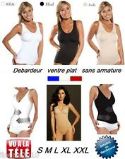 LOT 3 GAINES VENTRE PLATDEBARDEUR MARCEL TOP  FEMME CORSET AMINCISSANT FOND ROBE