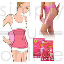 Slimming Body Sauna Wrap Weight Loss Burn Cellulite Stomach Legs Arms Thighs