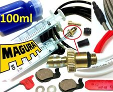 Magura Service Bleed Kit Oil Disc Brake Pads Tubes Marta julie Louise Mt 4 6 8