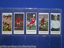 Lyons Maid  Soccer Stars  Cards * Choose The One's You Need * 1971