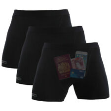 Super Stealth 2.0 Smuggling Duds 3 Pack Boxer Shorts, Boxer Briefs