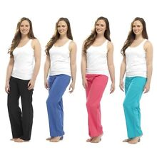 Ladies Linen Trousers LN559A 4 Color's to choose from