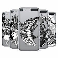 OFFICIAL BIOWORKZ ORNATE 2 HARD BACK CASE FOR APPLE iPOD TOUCH MP3