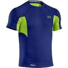 UNDER ARMOUR HEATGEAR FLYWEIGHT FITTED SS T-SHIRT