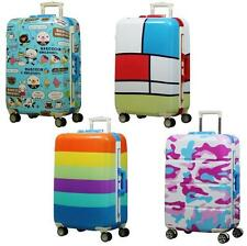 100% PC Hartschalen Reisekoffer M/L Trolley Koffer Bordcase Reise Trolly Case