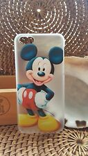 MICKEY MOUSE-Transparent hard back MOBILE Case Cover Phone iPhone 4/4s