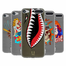 HEAD CASE DESIGNS NOSE ART SOFT GEL CASE FOR APPLE iPOD TOUCH MP3