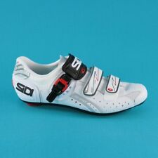 SIDI GENIUS 5 FIT CARBON WHITE SCARPE CICLISMO GENIUS BIANCO