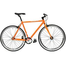 CREATE Original Fixie Singlespeed Bicicletta Varianti di colore style