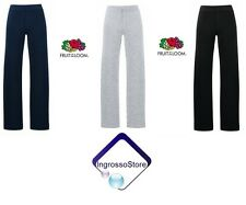 FRUIT OF THE LOOM - PANTALONI LEGGERI DA CORSA - DONNA