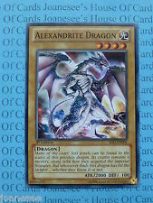 Alexandrite Dragon SDLI-EN001 Common Yu-Gi-Oh Card Mint 1st Edition New