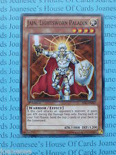 Jain, Lightsworn Paladin SDLI-EN007 Common Yu-Gi-Oh Card Mint 1st Edition New