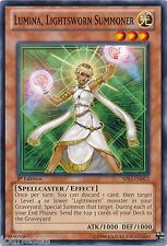 Lumina, Lightsworn Summoner SDLI-EN012 Common Yu-Gi-Oh Card Mint 1st Edition New
