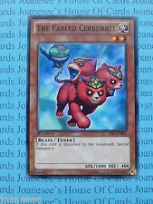 The Fabled Cerburrel SDLI-EN021 Common Yu-Gi-Oh Card Mint 1st Edition New