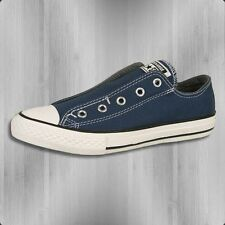 Converse Schuhe Kinder Slipper Chuck Taylor AS Slip blau Sneaker All Star Chucks