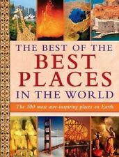 Best of the Best Places in the World by Reader's Digest Hardcover Book