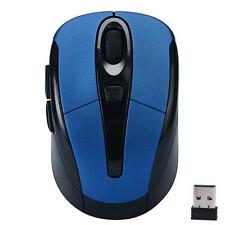 2.4G 1600DPI USB Ottico Wireless Per giochi Game Mouse Con Filo per
