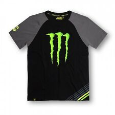 NUOVO UFFICIALE VALENTINO ROSSI VR46 MONSTER no.46 T-SHIRT - momts 147404