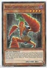 World Carrotweight Champion SHVI-EN091 Common Yu-Gi-Oh Card Mint 1st Edition New