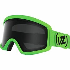 VON ZIPPER maschera snowboard sci freeride BEEFY FLASH LIME MATTE BLACK OUT