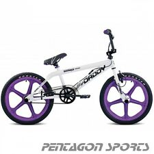 "BMX 20"" Bike Ruota Freestyle Bicicletta BIG DADDY ROOSTER SKYWAY TUFO"