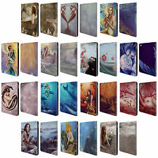 OFFICIAL SELINA FENECH MERMAIDS LEATHER BOOK WALLET CASE COVER FOR APPLE iPAD