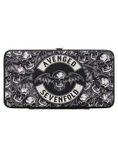 Avenged Sevenfold Repeat Death Bat A7X Hinged Wallet