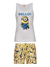 Minions BELLO Allover 2-teiliges PYJAMA Set