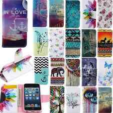 Magnetic Flip Case for Various Huawei Phones Protective Stand Wallet Folio Cover