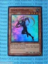 Cyber Gymnast WGRT-EN016 Super Rare Yu-gi-oh Card Mint Limited Edition New