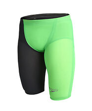 Speedo Men's Fastskin LZR Racer Elite 2 Jammer Green/Black