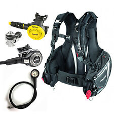 Mares Abyss 22X YOKE + Rover + Gauge + Jacket Mares Prestige 2 MRS PLUS 01IT