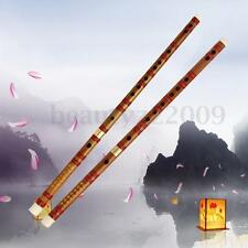 Chinese Traditional Flauto Musical Instrument Bamboo Flute D/G Chiave Flute